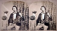 pre-1860 concertina and violin